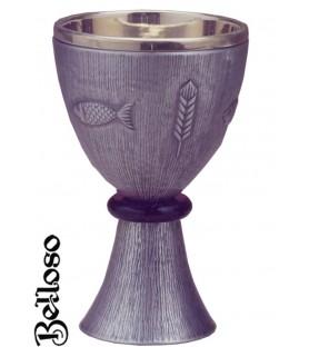 CALIZ 1039 PLATEADO