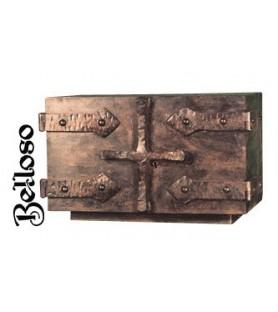 CRUZ BASE MOD-CROO17/01, PLATA