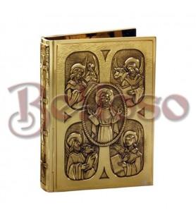 TAPA BIBLIA 6000 METAL SU COLOR