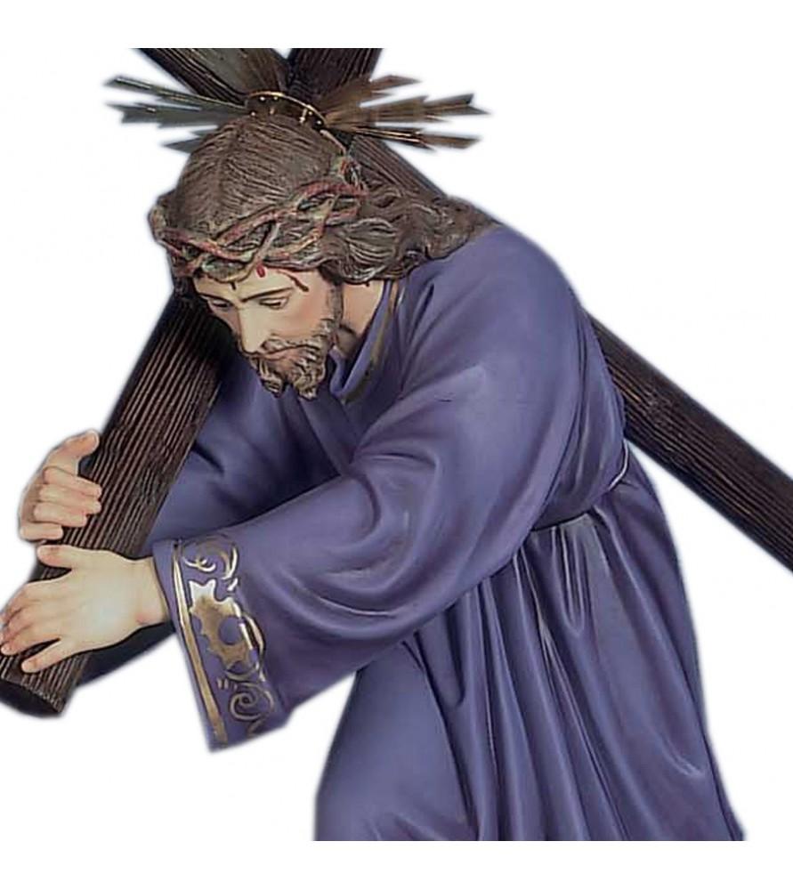 JESÚS NAZARENO CON CRUZ