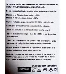 MASCARILLA 1ª COMUNIÓN